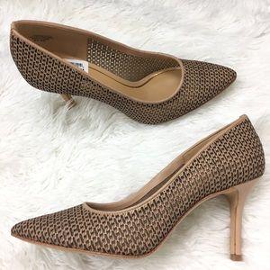 ENZO ANGIOLINI Laser Cut Heels